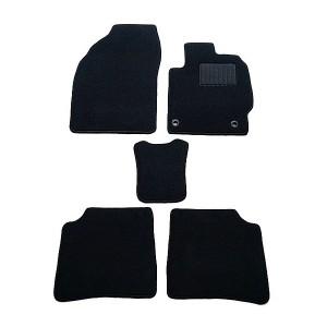 送料無料 【天野】ムーブ 型式:LA160S 年式:H26〜 4WD 無地 [カラー:ブラック] AMANO カー用品