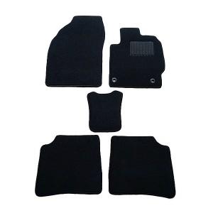 【天野】 ムーブ 型式:LA160S 年式:H26〜 4WD 無地 [カラー:ブラック] AMANO カー用品