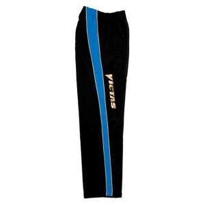 ヴィクタス VICTAS トレーニングパンツ V-JP013 [カラー:ブルー×ブラック] [サイズ:S] #033145-0122 スポーツ・アウトドア