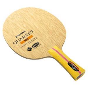 送料無料 ヴィクタス VICTAS カルテット SFC FL(フレア) 卓球 シェイクラケット #026574 スポーツ・アウトドア QUARTET SFC FL