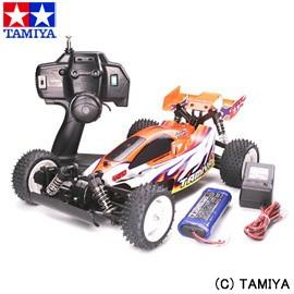 21%OFF 送料無料 タミヤ 1/10 XB (エキスパート ビルト) No.31 ライジングストーム (2.4GHz仕様) TAMIYA 玩具