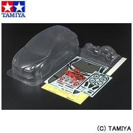 送料無料 タミヤ RCパーツ(限定品) 1/10RC アルファロメオ Mito 軽量ボディセット TAMIYA 玩具