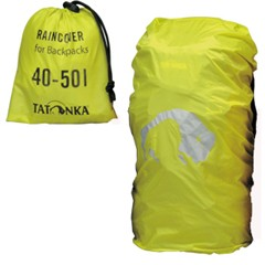 タトンカ TATONKA ザックカバー 40〜50Lバックパック用 レインカバー [カラー:スプリング] #AT3112-630 スポーツ・アウトドア