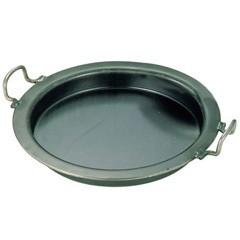 中尾アルミ製作所 NAKAO ARUMI SEISAKUSYO 鉄 ギョーザ鍋 30cm キッチン用品