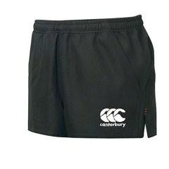 送料無料 カンタベリー ラグビーショーツ(ポケット付き) メンズ ラグビーウェア [カラー:ブラック] [サイズ:4L] #RG29112B CANTERBURY