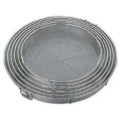 送料無料 本間冬治工業 HONMAFUYUJI KOUGYO BK 18-8 給食用手付 蒸しカゴ 60cm 細目(11メッシュ) キッチン用品