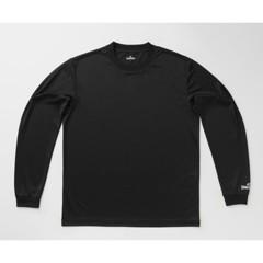 スポルディング SPALDING L/S Tシャツ LOGO [カラー:ブラック] [サイズ:L] #SMT130710 スポーツ・アウトドア