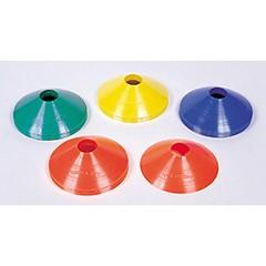 トーエイライト TOEI LIGHT コーナープレート60 [カラー:黄] [サイズ:直径21×高さ5.5cm] #G-1765Y 10枚1組 スポーツ・アウトドア