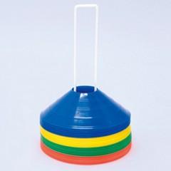 トーエイライト コーナープレートHM40 [カラー:青・緑:・オレンジ・黄] [サイズ:直径19×高さ約5cm] #G-1206 1組40枚 TOEI LIGHT