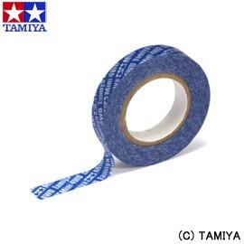 タミヤ TAMIYA ミニ四駆グレードアップパーツ GP.463 ミニ四駆マルチテープ (10mm幅 ブルー) 玩具