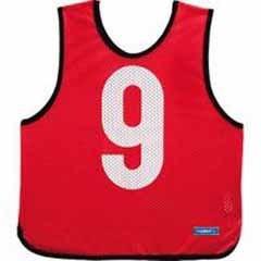 モルテン MOLTEN ゲームベストジュニア No.8 [カラー:赤] #GB0012R スポーツ・アウトドア