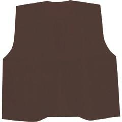 アーテック ARTEC 衣装ベース(ベスト) [サイズ:茶] [サイズ:S] スポーツ・アウトドア