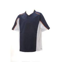 ローリングス 半袖ベースボールシャツ ジュニア用 野球トレーニングウェア [カラー:ダークネイビー] [サイズ:150] #13A-07J RAWLINGS