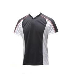 送料無料 ローリングス HH半袖ベースボールシャツ 野球トレーニングウェア [カラー:ブラック] [サイズ:O] #13A-07 RAWLINGS