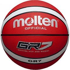 モルテン バスケットボール GR7 7号球 [カラー:レッド×ホワイト] #BGR7-RW MOLTEN 送料無料 スポーツ・アウトドア