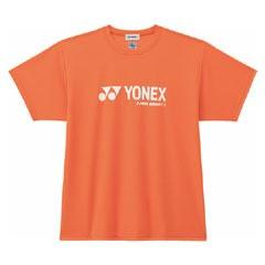 ヨネックス スポーツウェア ベリークール Tシャツ(ユニセックス) [カラー:サンシャインオレンジ] [サイズ:L] #16201 YONEX 送料無料