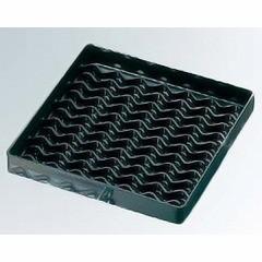 【カーライル】 ドリップトレイ 角型 11026(03) 6インチ ブラック CARLISLE キッチン用品