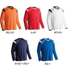ヨネックス サッカーウェア UNI ゲームシャツ(ロングスリーブ) FW1003 [カラー:ブルー] [サイズ:M] #FW1003 YONEX 送料無料