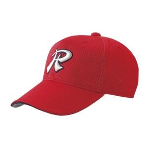 レワード 六方型オールメッシュキャップ 野球キャップ [カラー:レッド] [サイズ:A(頭回り56〜59cm)] #CP-20 REWARD 送料無料
