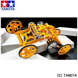 送料無料 タミヤ 楽しい工作 No.210 ホイールウォーカー工作セット TAMIYA 玩具