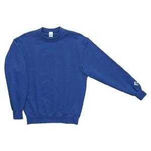 コンバース CONVERSE クルーネックスウェットシャツ [カラー:ロイヤルブルー] [サイズ:M] #CB141201-2500 スポーツ・アウトドア