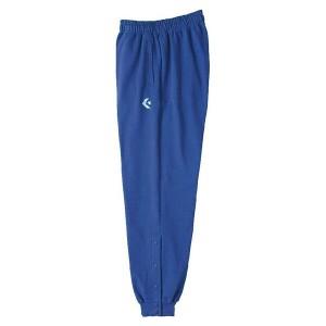 コンバース CONVERSE スウェットパンツ(裾ボタン) [カラー:ロイヤルブルー] [サイズ:XO] #CB141204-2500 スポーツ・アウトドア