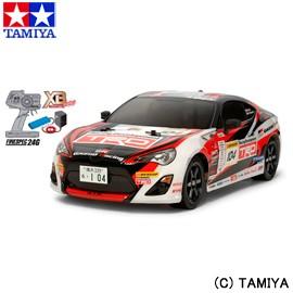 送料無料 タミヤ TAMIYA 1/10 XB (エキスパート ビルト) No.160 GAZOO Racing TRD 86 (TT-02シャーシ) 玩具