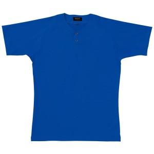 ゼット ベースボールTシャツ BOT520A [カラー:マリンブルー] [サイズ:L] #BOT520A ZETT 送料無料 スポーツ・アウトドア