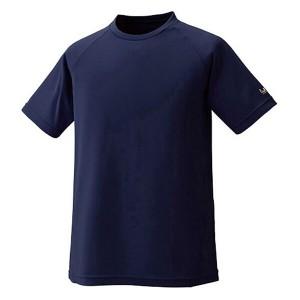送料無料 プロモンテ トリプルドライカラット 半袖Tシャツ(メンズ) [カラー:ネイビー] [サイズ:XL] #TN143M PUROMONTE  ポイント10倍