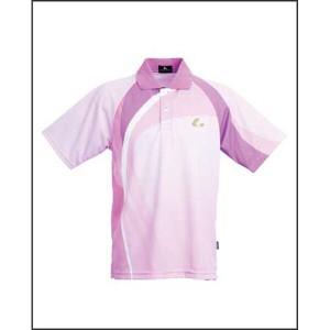 11%OFF 送料無料 ルーセント ゲームシャツ(ユニセックス) XLP-7731 [カラー:ピンク] [サイズ:O] #XLP7731 LUCENT