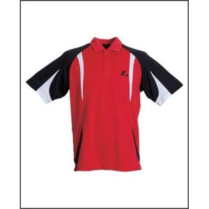 ルーセント LUCENT ゲームシャツ(ユニセックス) XLP-7941 [カラー:レッド] [サイズ:SS] #XLP7941 スポーツ・アウトドア