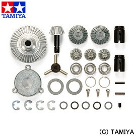 タミヤ TAMIYA ビックトラックパーツ TROP.29 強化ジョイントカップ & ベベルギヤセット (4x2用) 玩具