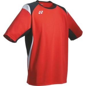ヨネックス YONEX サッカーウェア JUNIOR ゲームシャツ FW1001J [カラー:レッド] [サイズ:J160] #FW1001J スポーツ・アウトドア