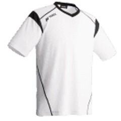 ヨネックス サッカーウェア JUNIOR ゲームシャツ FW1002J [カラー:ホワイト] [サイズ:J140] #FW1002J YONEX 送料無料