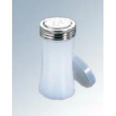 江部松商事 EBEMATU SYOUJI ポリエチレン 鼓型 調味缶 小ロング P缶(こしょう缶)(ポリ蓋付) φ57×H121 キッチン用品