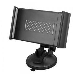 【車 ホルダー タブレット】ミラリード MIRAREED タブレットホルダー(吸盤固定タイプ) [カラー:ブラック] #PH14-02 カー用品