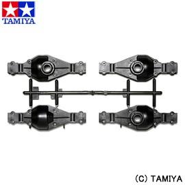 タミヤ TAMIYA ビックトラックパーツ TROP.24 トレーラーヘッド カーボン強化ツヤ消しデフケース 玩具