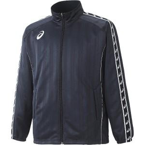 アシックス ASICS トレーニング用 ウォームアップジャケット [カラー:ブラック] [サイズ:XO] #XST169 スポーツ・アウトドア