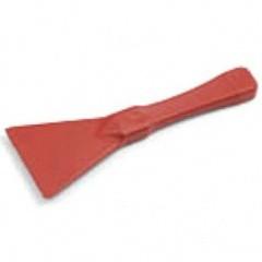 【バーテック】 バーキンタ スパチュラ 大 赤 66200700 BURRTEC キッチン用品