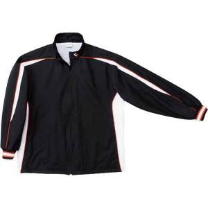 送料無料 コンバース ウォームアップジャケット CB142501S [カラー:ブラック×ホワイト] [サイズ:M] #CB142501S-1911 CONVERSE