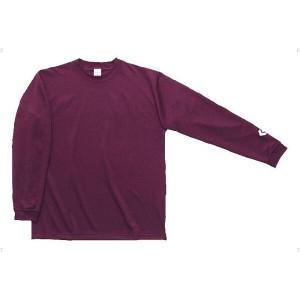 コンバース ロングスリーブシャツ CB451324L [カラー:マロン] [サイズ:150] #CB451324L-6900 CONVERSE 送料無料 スポーツ・アウトドア