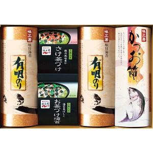 味工房 永谷園お茶づけ・海苔・かつおギフト/QN−35