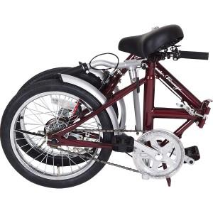 クラシックミムゴ 16型折りたたみ自転車コンパクト/MG−CM16A