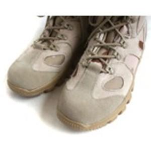"""アメリカ軍 サイドジッパブーツ/靴 【 6W/24cm 】 特殊部隊""""CONQUEROR""""モデル FB049YN 3カラーデザート"""