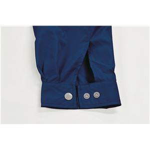 空調服 屋外作業用(チタン加工)  【カラー:ダークブルーサイズ:4L】 リチウムバッテリーセット