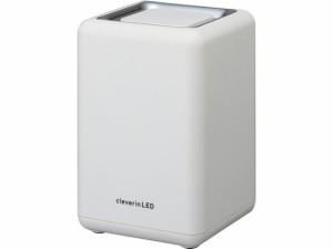 クレベリンLED搭載除菌消臭器 ホワイト ドウシシャ CLGU062WH
