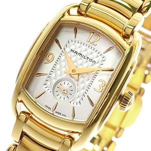 check out 5dfb4 b6f85 ハミルトン ゴールド 時計の通販|au Wowma!