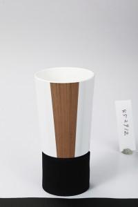 ψウッディ【白/マグカップ】