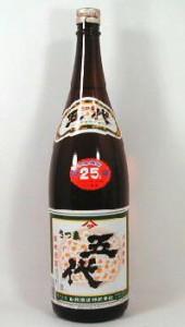 山元酒造 芋焼酎 五代 1800ml