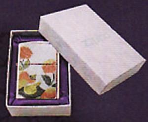 zippo優雅電鋳12月シリーズジッポー六月 『紫陽花』